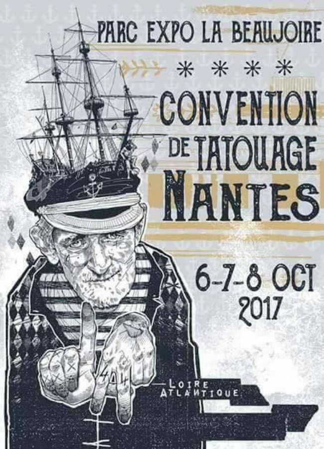 Nantes Tattoo Show